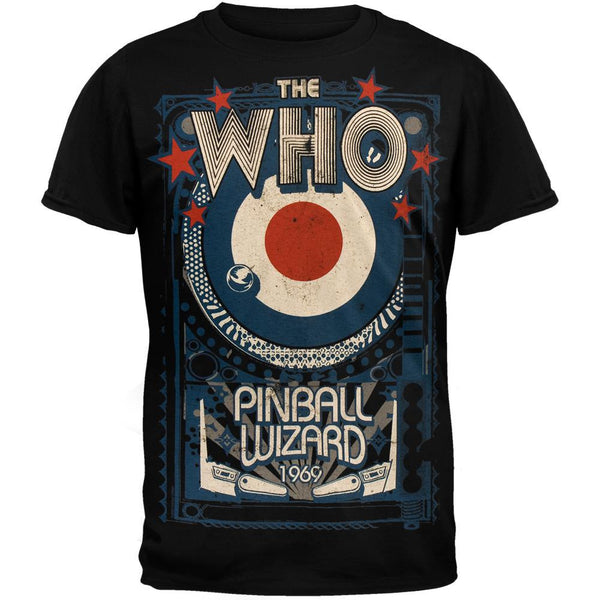 The Who - Pinball Wizard T-Shirt