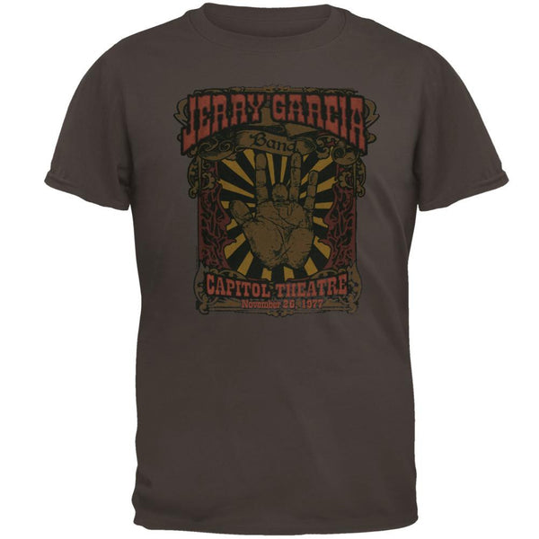 Jerry Garcia - Hand Made Soft T-Shirt