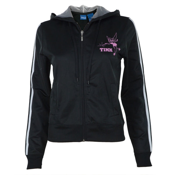 Tinkerbell - Black And Pink Youth Track Jacket