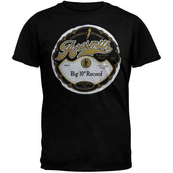 Aerosmith - Big Ten Inch Soft T-Shirt