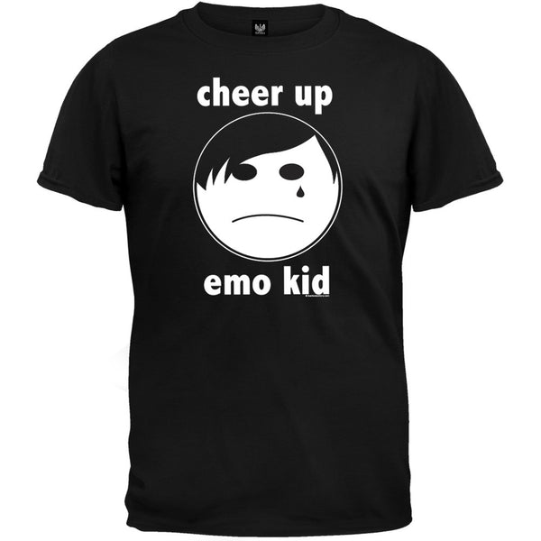 Cheer Up Emo Kid T-Shirt