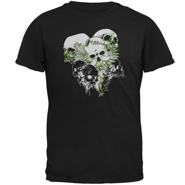Eagle and Skulls T-Shirt