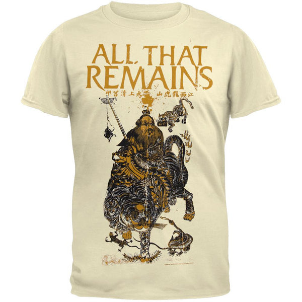 All That Remains - Tiger Rider T-Shirt