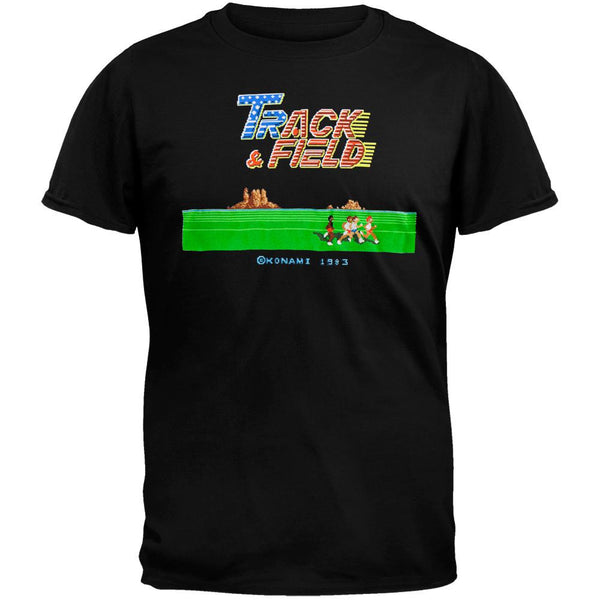 Track & Field - Track Title T-Shirt