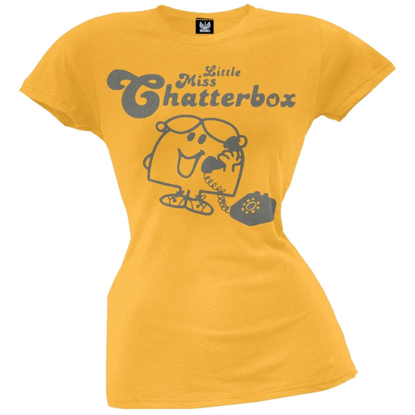 Little Miss - Chatterbox Juniors T-Shirt