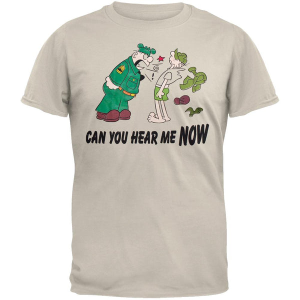 Beatle Bailey - Hear Me Now T-Shirt