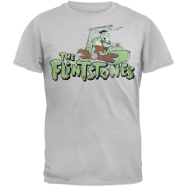 Flintstones - Distressed Foot Power T-Shirt