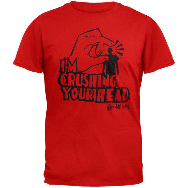 Kids In The Hall - Crushing Head T-Shirt