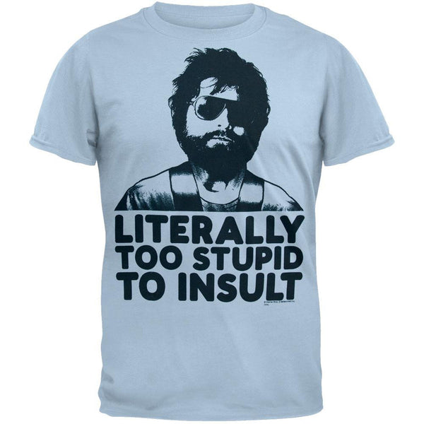 The Hangover - Too Stupid T-Shirt