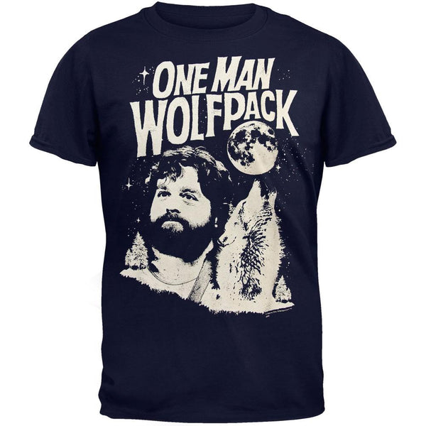 The Hangover - One Man Wolfpack T-Shirt