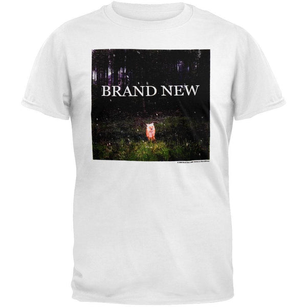 Brand New - Daisy Album Square Adult T-Shirt