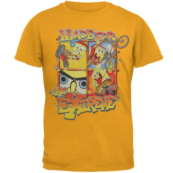 Spongebob Squarepants - Made For The Extreme Youth T-Shirt