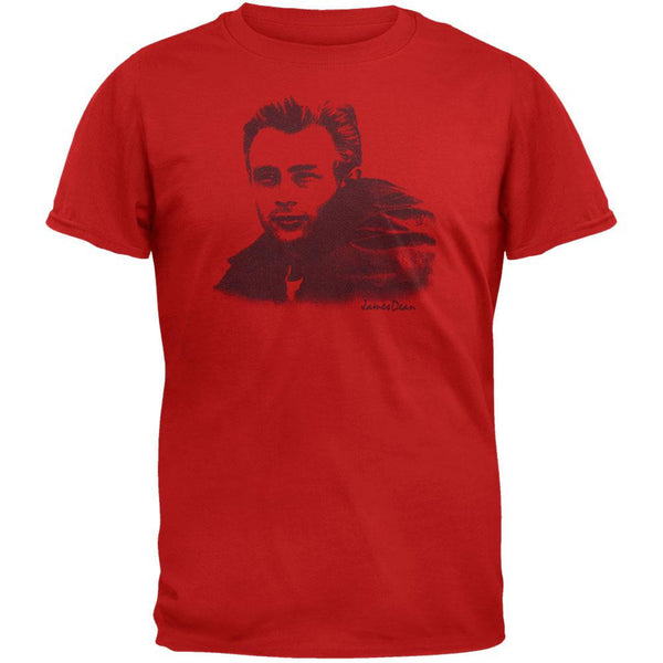 James Dean - Sketch Soft T-Shirt