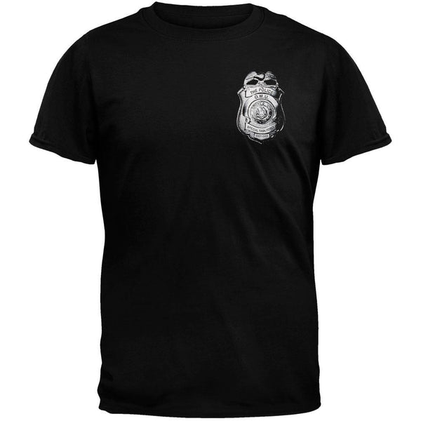 The Police - Badge T-Shirt