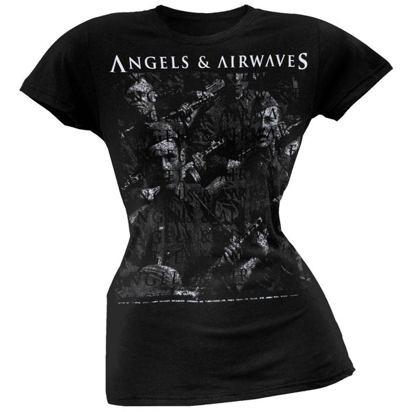 Angels & Airwaves - Soldier Juniors T-Shirt