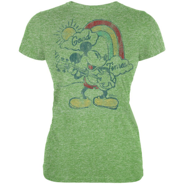 Mickey Mouse - Good Times Juniors T-Shirt