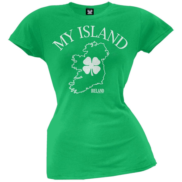 My Island Ireland Juniors T-Shirt