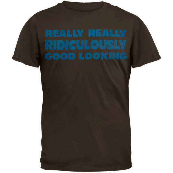 Zoolander - Blue Good Lookin T-Shirt