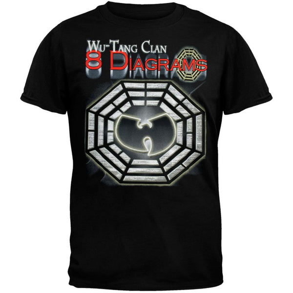 Wu-Tang Clan - 8 Diagrams T-Shirt