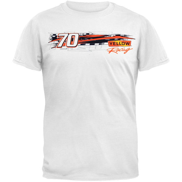 Nascar - Yellow Racing #70 T-Shirt