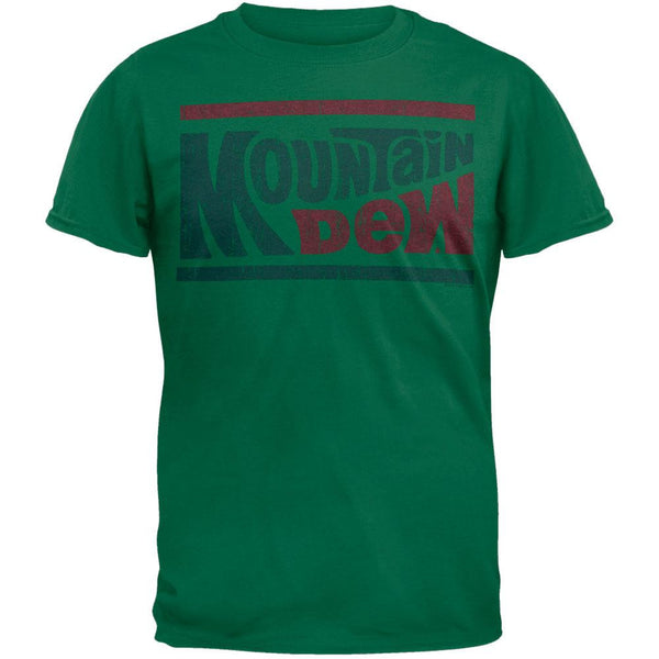 Mountain Dew - Distressed Logo T-Shirt