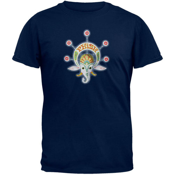 Phish - Elephant Navy T-Shirt