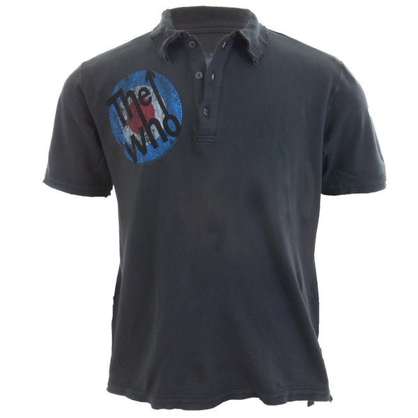 The Who - Distressed Polo