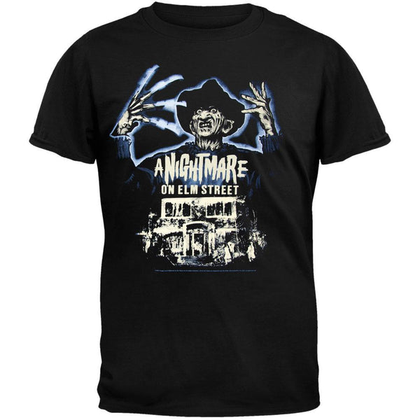 Nightmare On Elm Street - Freddy's House T-Shirt