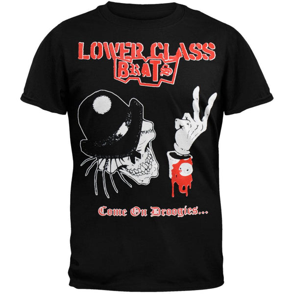 Lower Class Brats - Come On Droogies T-Shirt