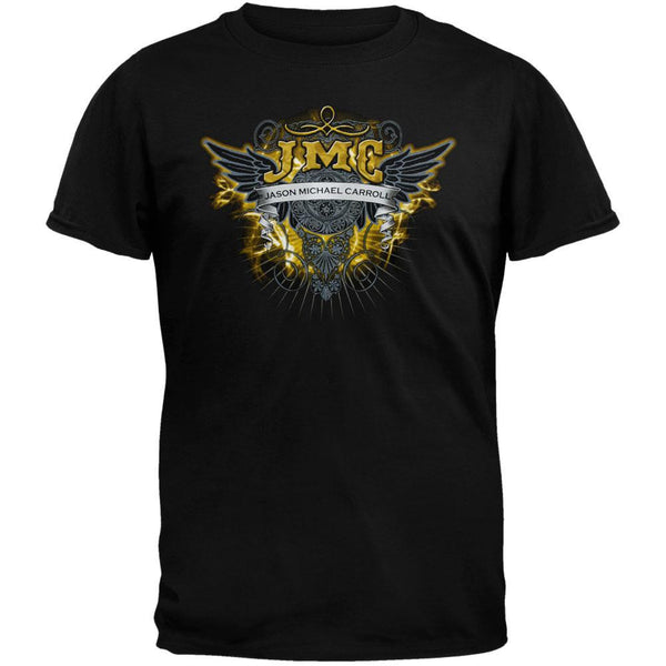 Jason Michael Carrol - Gold Wing Logo '08 Tour T-Shirt