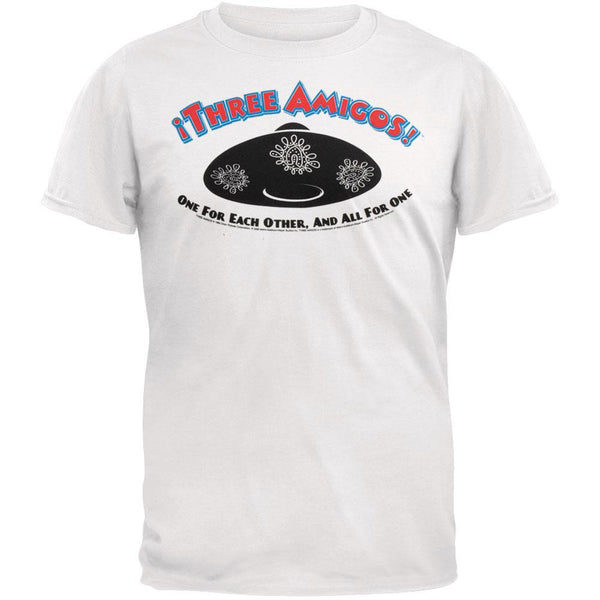 Three Amigos - Amigos T-Shirt
