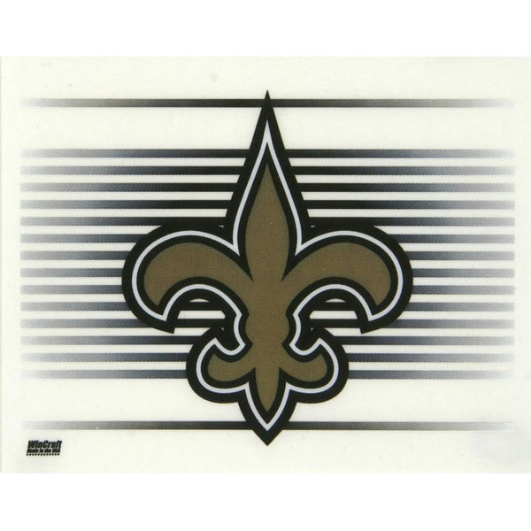 New Orleans Saints - Logo Cling-On Decal