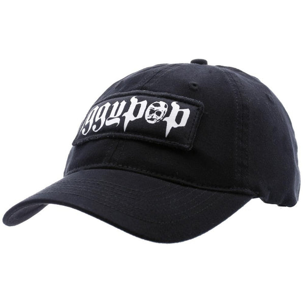 Iggy Pop - Puffed Patch Baseball Cap