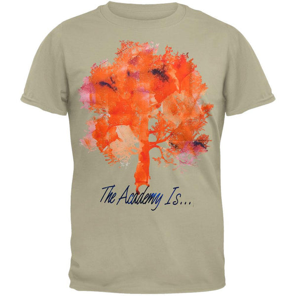 The Academy Is - Tree Tan Soft T-Shirt