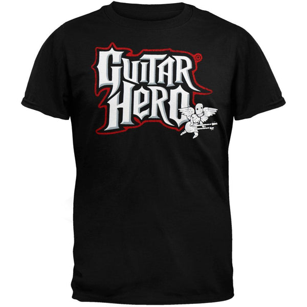 Guitar Hero - Logo T-Shirt