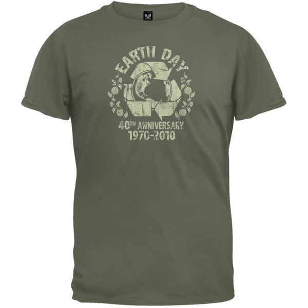Earth Day - Earth Day 40th Anniversary T-Shirt
