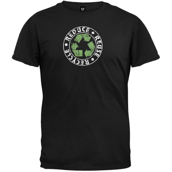 Earth Day -  Reuse Recycle T-Shirt