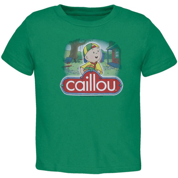 Caillou - Back Yard Juvy T-Shirt