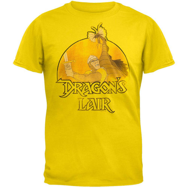 Dragon's Lair - Where Did You Go T-Shirt