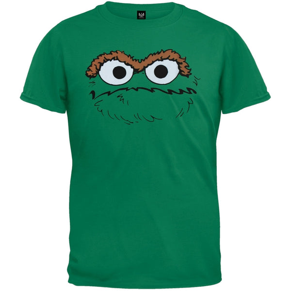 Sesame Street - Oscar Face Youth Costume T-Shirt