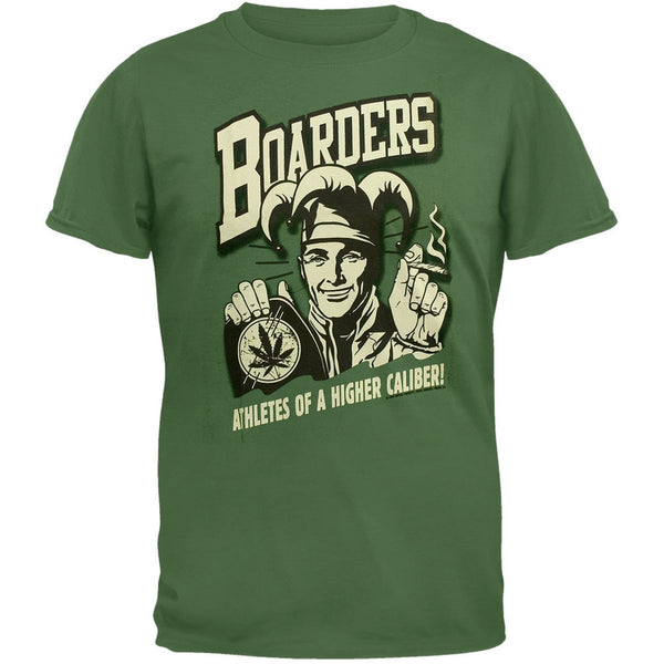 Boarders - Athletes Of A Higher Caliber T-Shirt