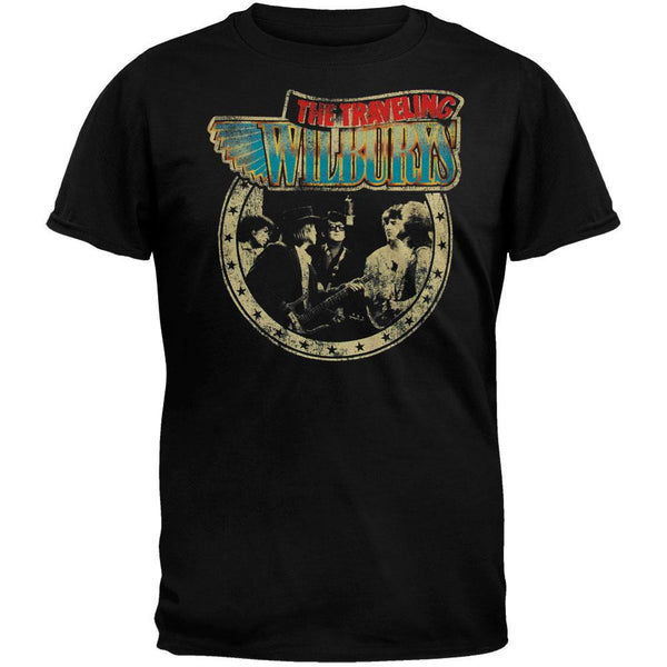 Traveling Wilburys - Session Soft T-Shirt