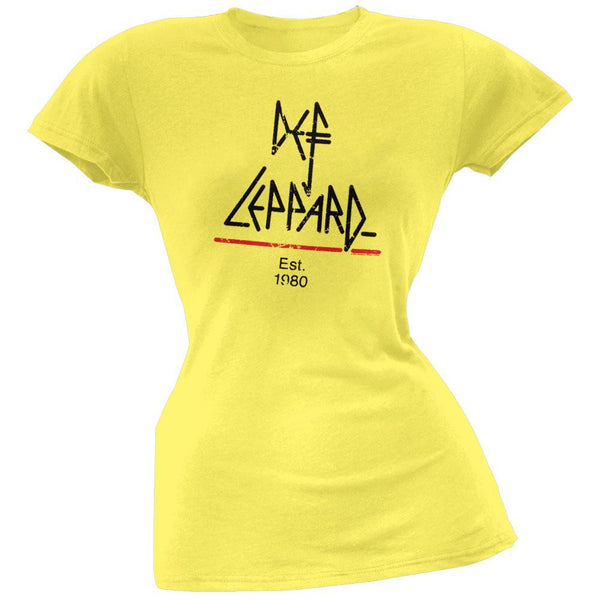 Def Leppard - Satellite Juniors T-Shirt