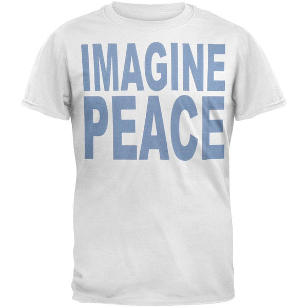 John Lennon - Imagine Peace Soft T-Shirt