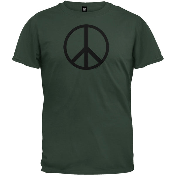 Peace Sign Forrest T-Shirt