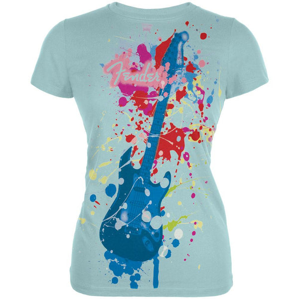 Fender - Splatter Guitar Juniors T-Shirt