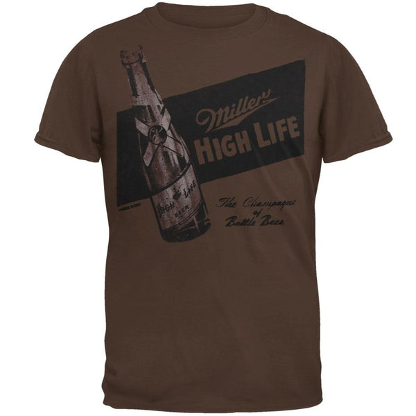 Miller High Life - Vintage Ribbon Soft T-Shirt