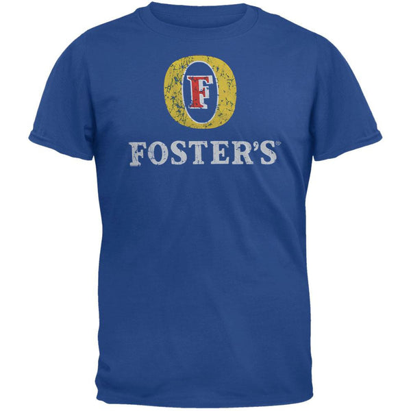 Foster's - Distressed Logo Soft T-Shirt