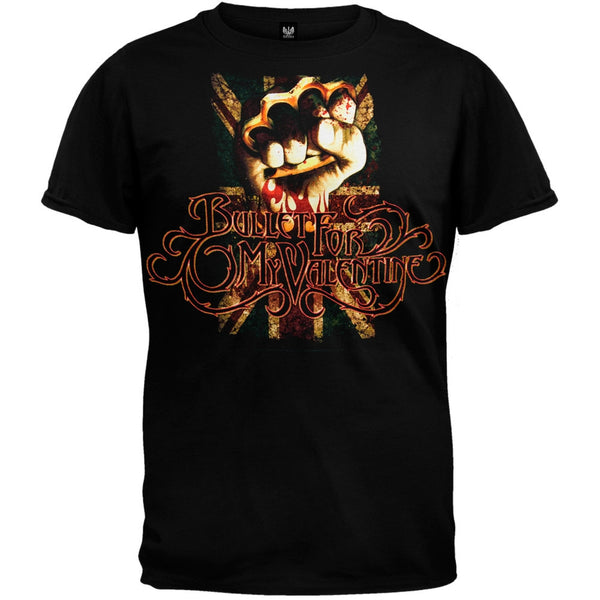 Bullet For My Valentine - My Fist T-Shirt