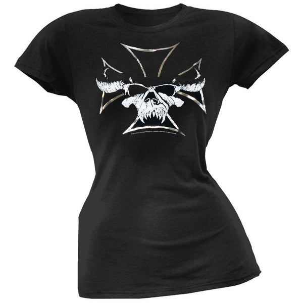 Danzig - Iron Cross Juniors T-Shirt